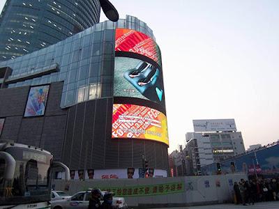 Lắp đặt thi công màn hình led p5 outdoor ngoài trời tại Kiên Giang