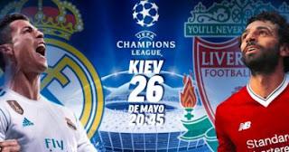 موعد مباراة ليفربول وريال مدريد نهائي دوري أبطال أوروبا ٢٠١٨ والقنوات الناقلة للمباراة