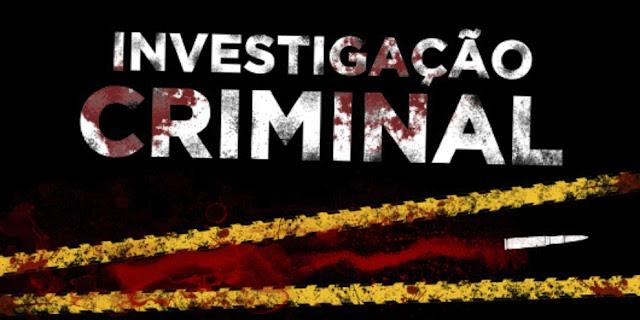 fita de cena de crime, capa da série investigação criminal que está disponível na netflix