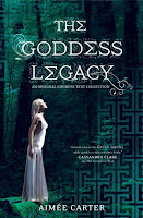 Book Review: The Goddess Legacy by Aimee Carter