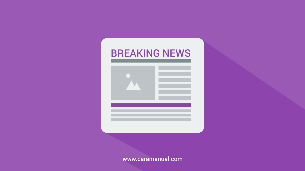 Cara Membuat Widget Breaking News di Blog