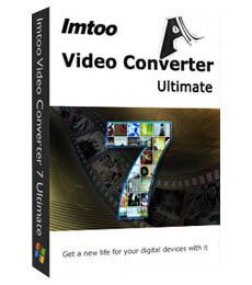 ImTOO Video Converter Ultimate is an easy to use program that lets you edit and convert video, audio, and animated images.