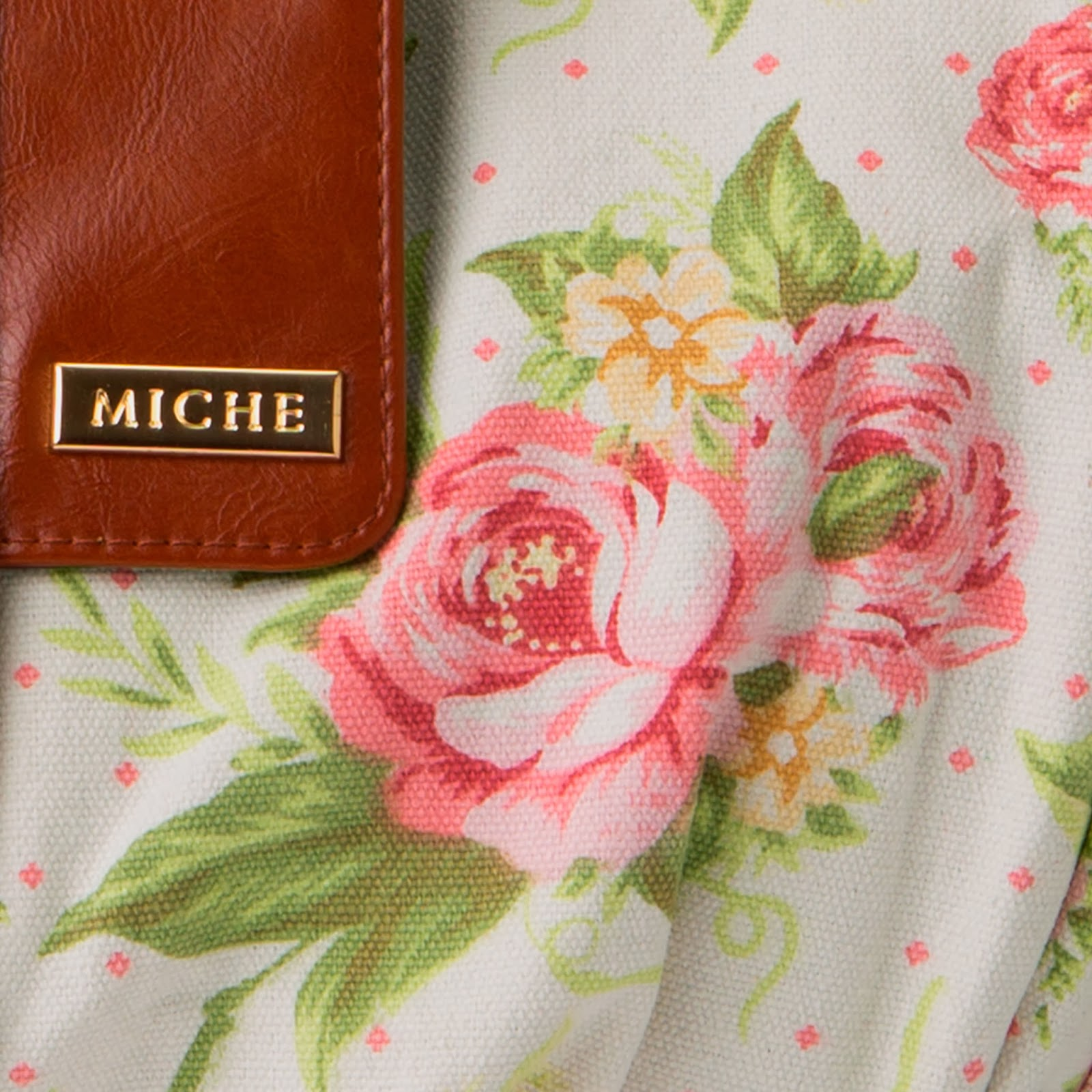 Close Up of Miche LaNor Demi Shell - Backpack   Shop MyStylePurses.com