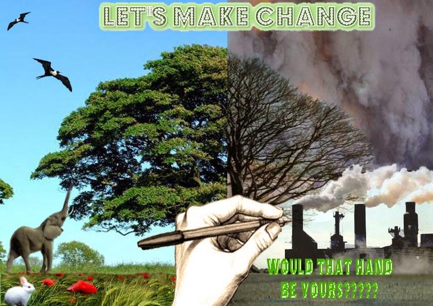 Keritik Seni Rupa poster lingkungan