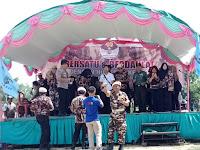 FKPPI Way Kanan Rayakan Hari Ulang Tahun Bersama Masyarakat