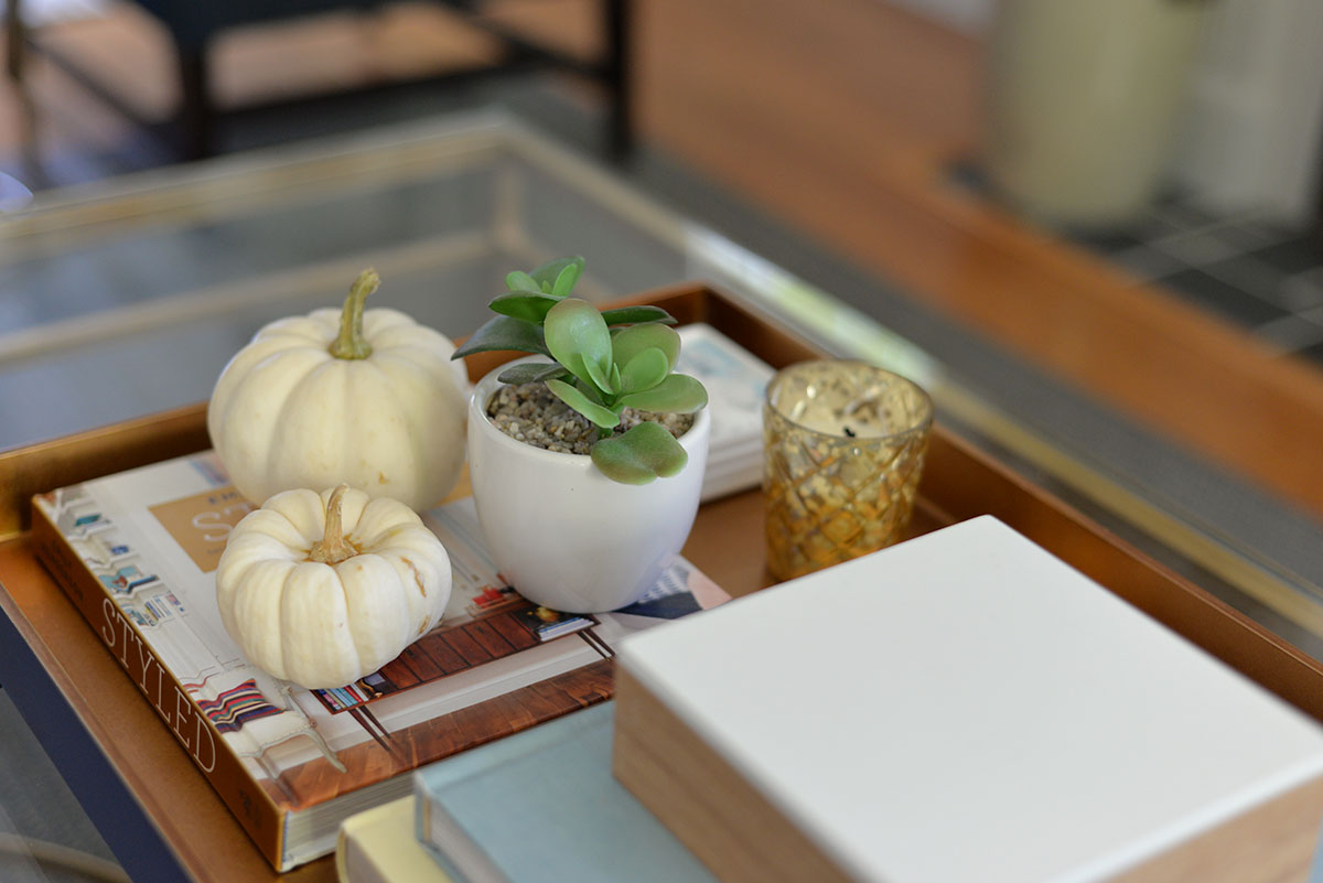 simple fall decorating ideas for the living room
