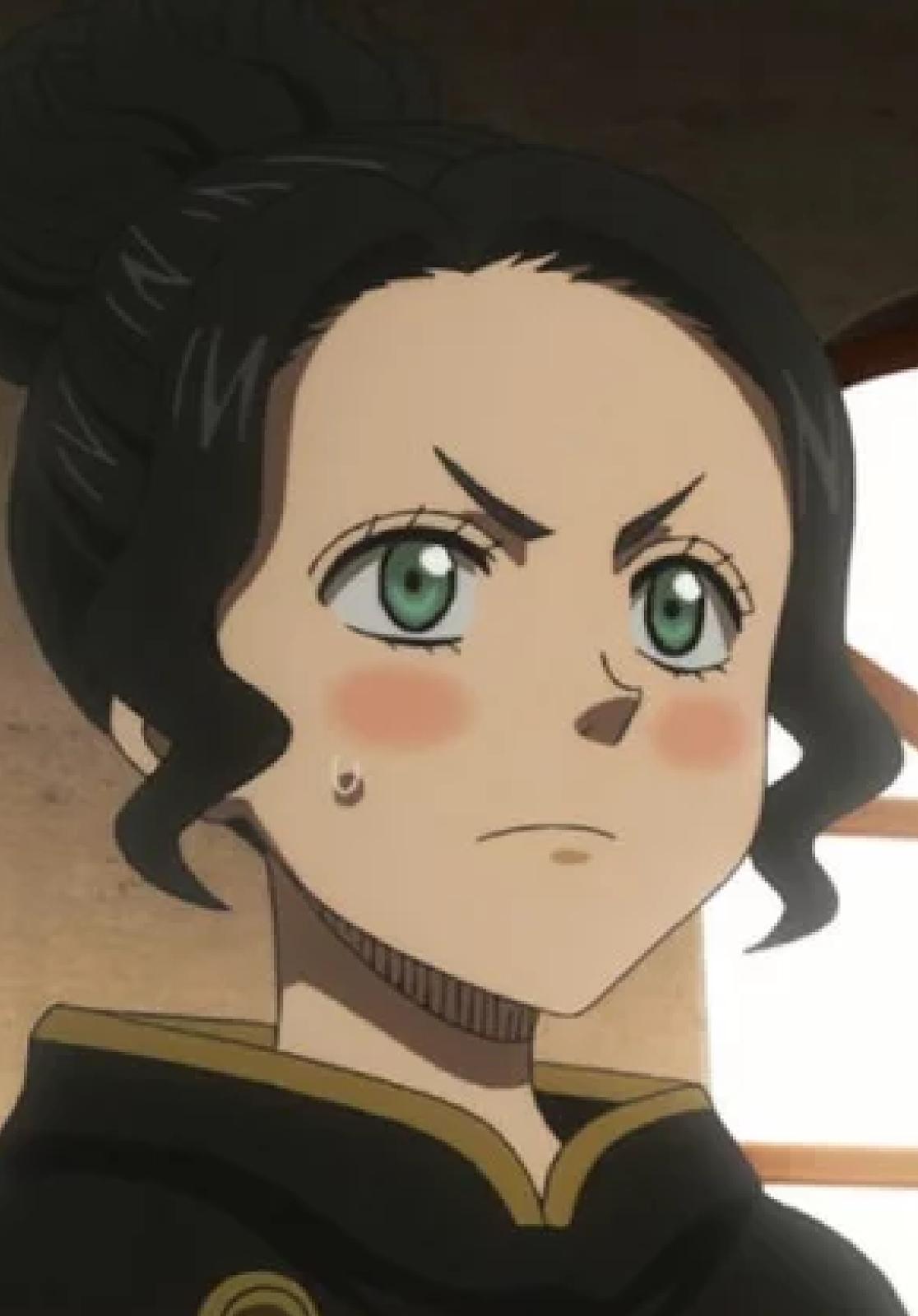 Anime girls feet lover black clover charmy pappitson rematsr