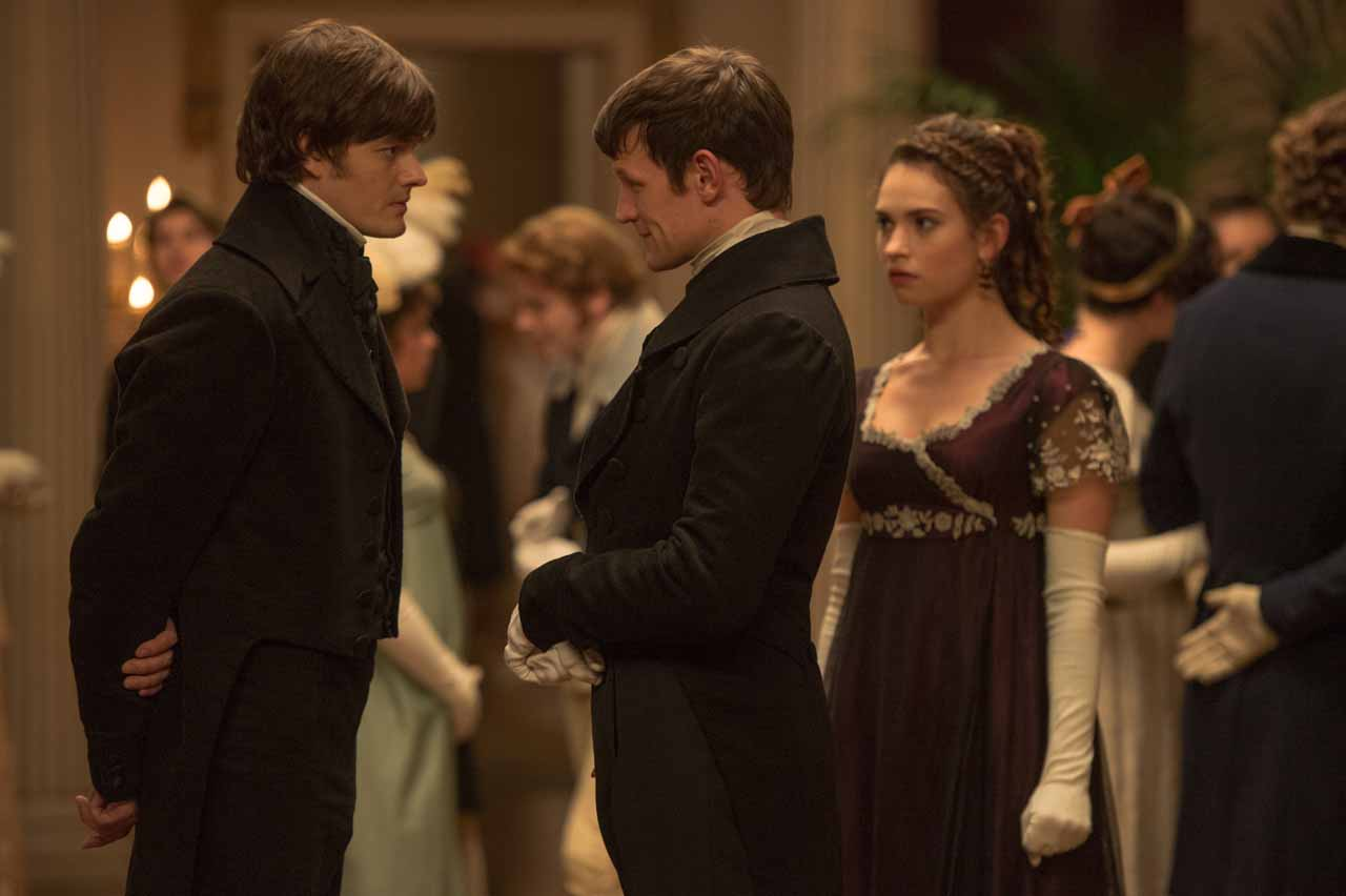 What I\'m Watching: Pride and Prejudice and Zombies