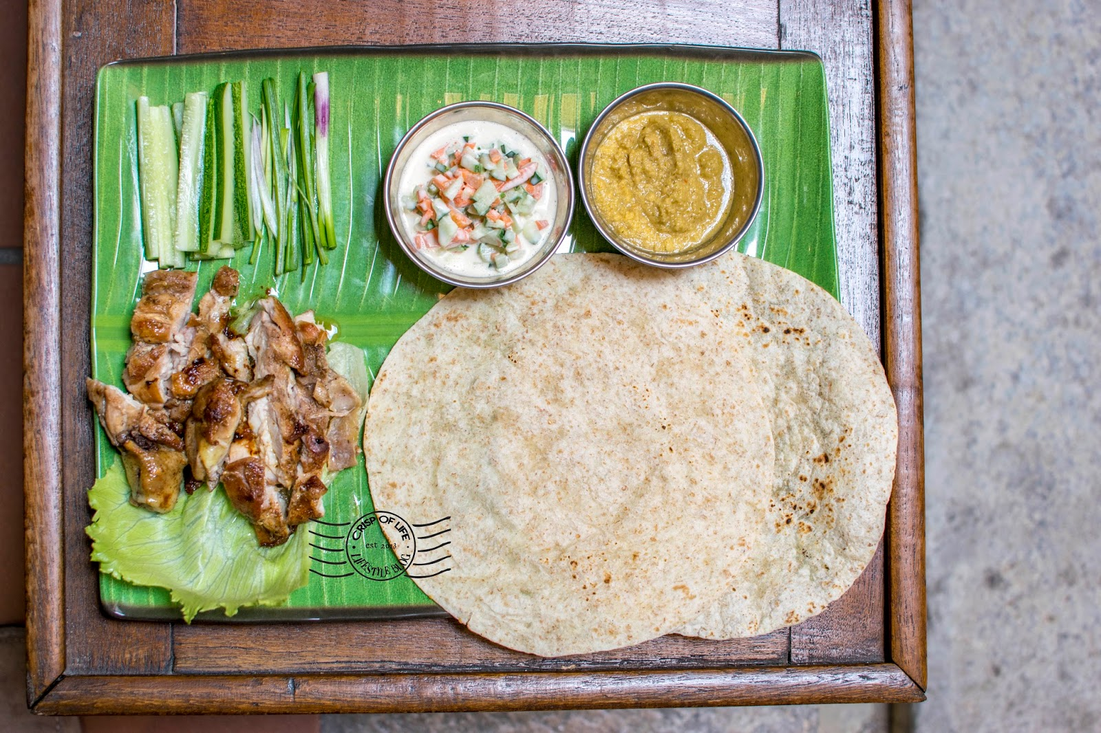 Northern Indian food in Penang