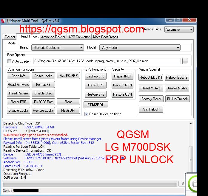 Lg Diag Port Code