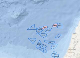 Ισραήλ: Τα κοιτάσματα φυσικού αερίου Καρίς και Τανίν στην Energean Oil