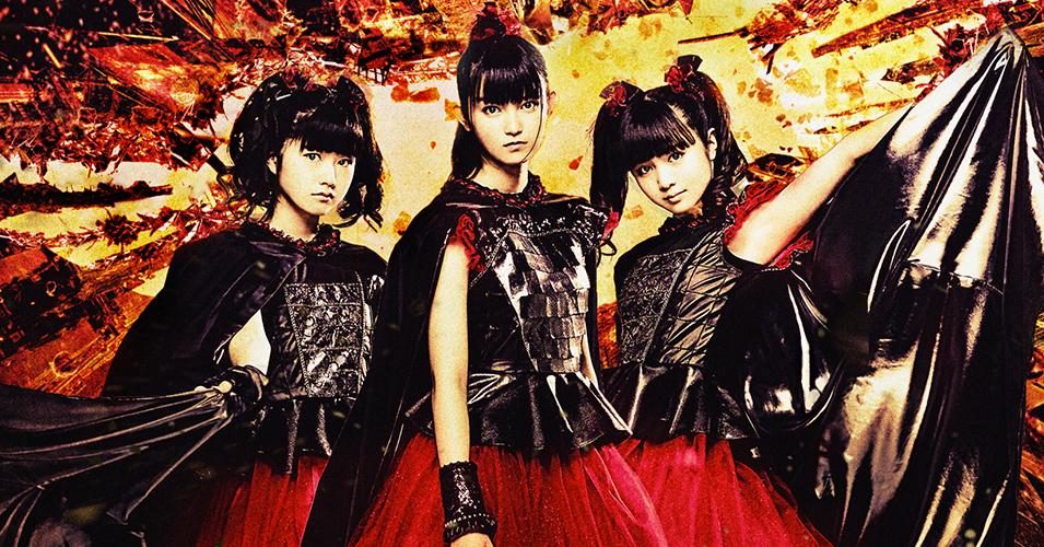 Heavy Metal Meets Idol Comes Babymetal Japanese One Stop