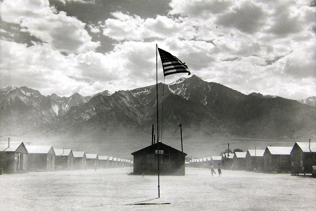 tone of manzanar and night The manzanar visitor center is located in the original gymnasium and one of the best i've seen  and mailed it from independence, california then spent the night just outside of town at the inyo county independence campground  your sadness is palpable in the tone of this post it honors the suffering of the victims.