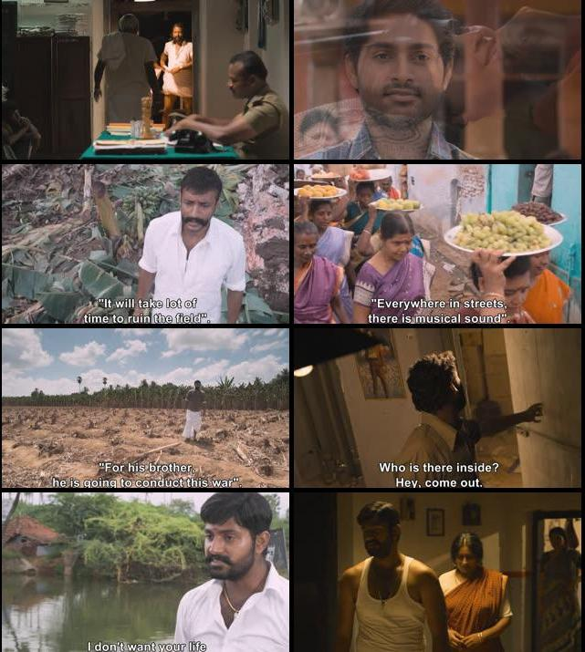Thilagar 2015 UNCUT Dual Audio Hindi 720p HDRip