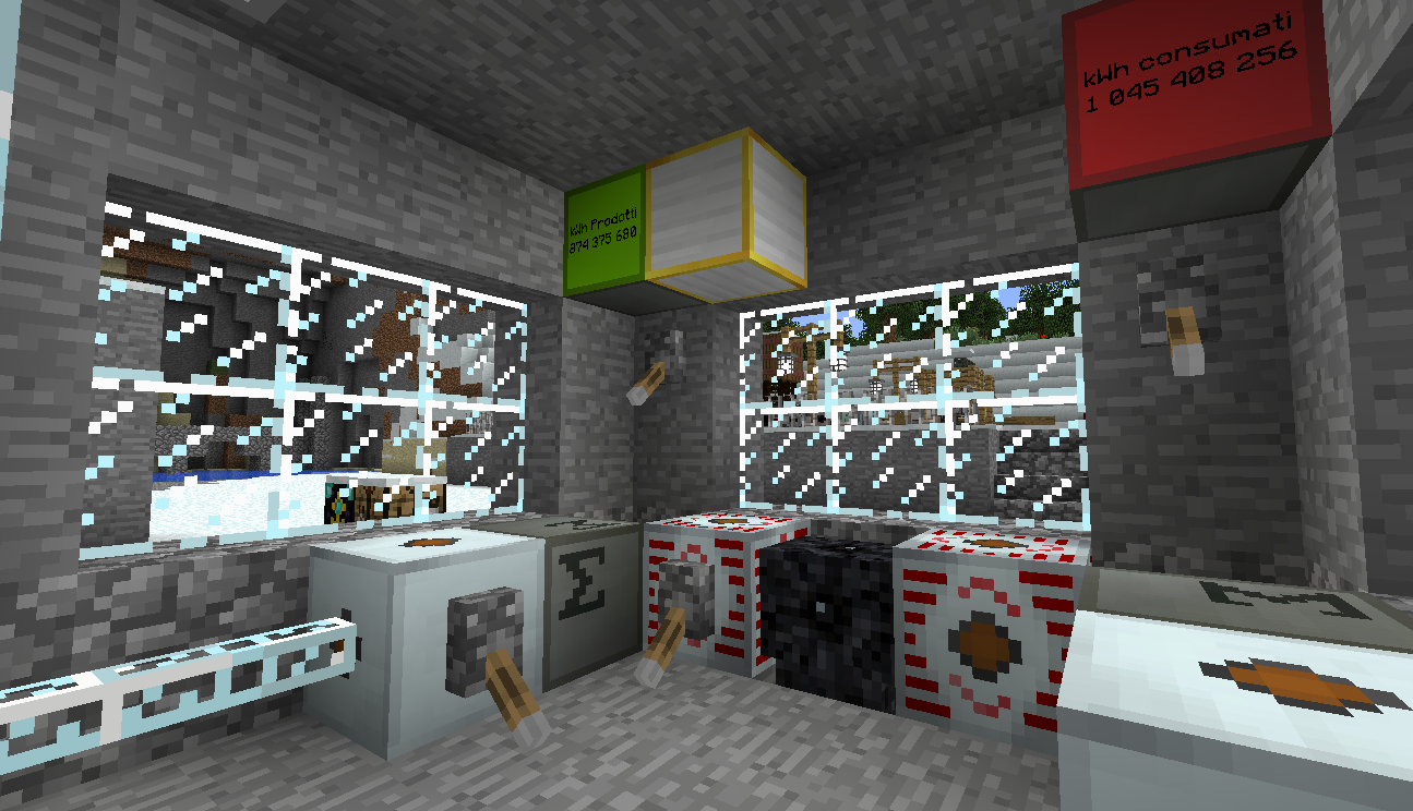 Minecraft Mod Team: Industrial Craft 2 for Minecraft 1.7 ...