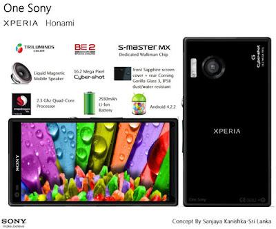 Sony Xperia I1 Honami 'Monster' 20-Megapixel Camera