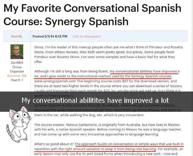 Synergy Spanish Post 1