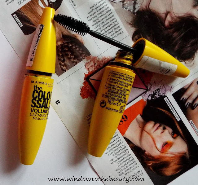 Maybelline Colossal Mascara