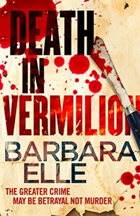 Death In Vermilion (Barbara Elle)