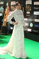 Poonam Kaur in Beautiful Floor Length Gown at IIFA Utsavam Awards 2017  Day 2  Exclusive 07.JPG