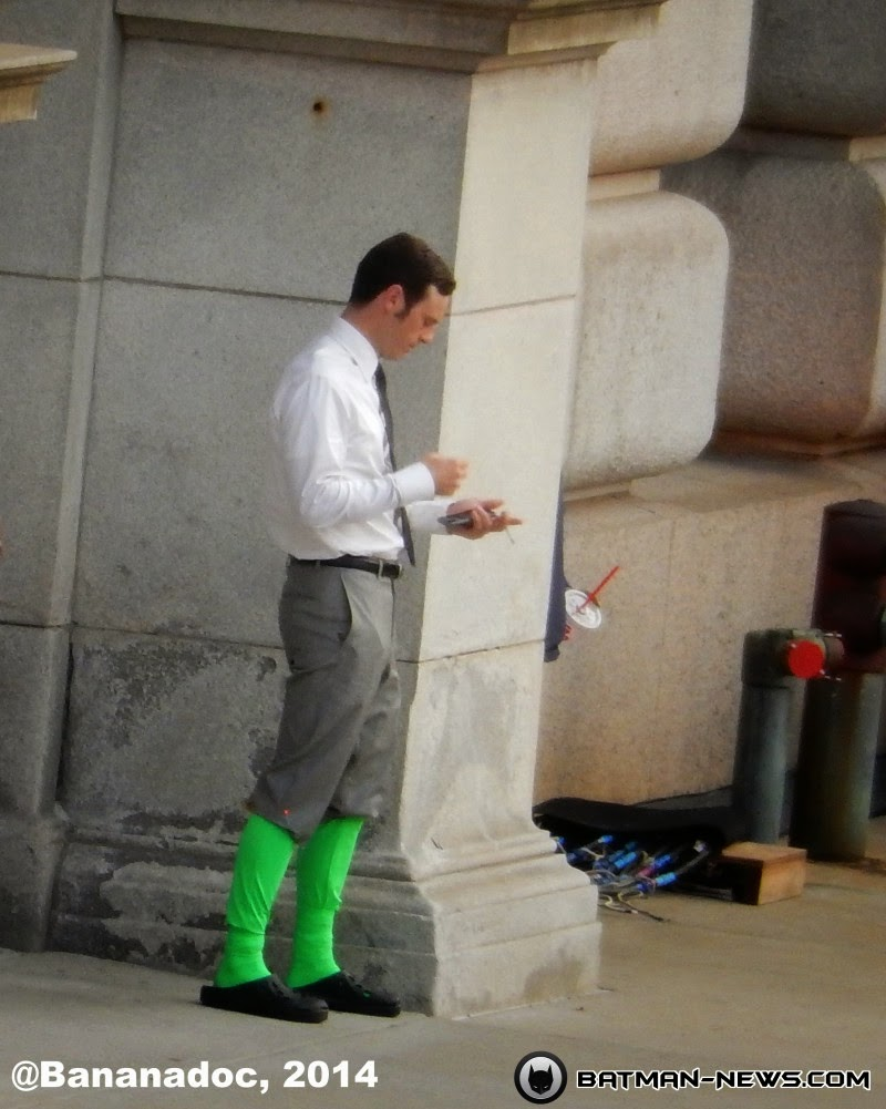 Scoot McNairy en Batman V Superman: Dawn of Justice