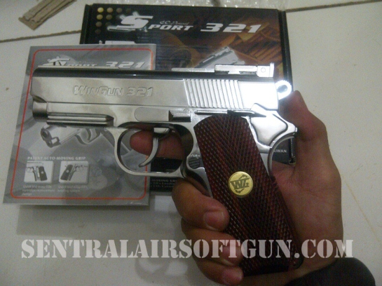 airsoft gun wingun 321