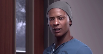 FIFA 18 The Journey Alex Hunter Returns pissed mad angry face