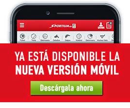 Sportium ya tiene disponible app nuevas para apple y android