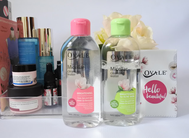 Review Ovale Micellar Water