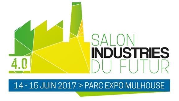 J 14 pour le salon industries du futur mulhouse novoeco for Salon industrie paris 2017