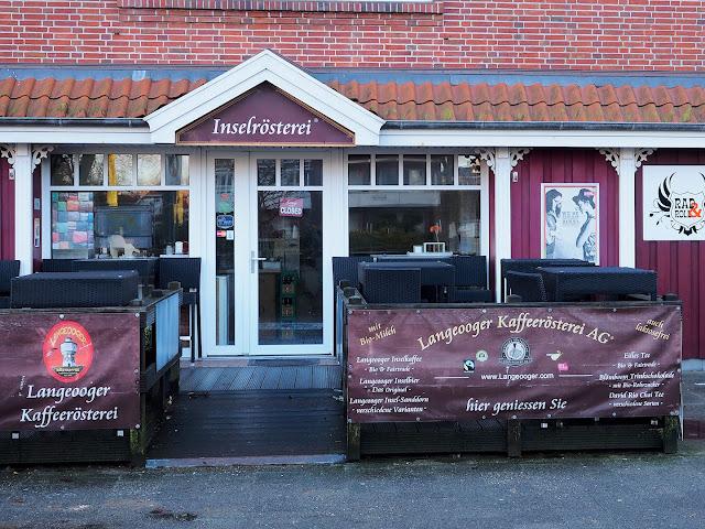 Langeoog, Kaffee, Inselrösterei, Horst