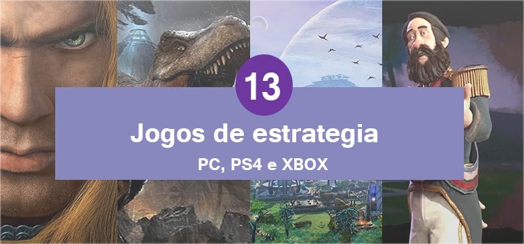 13 Jogos de Estrategia