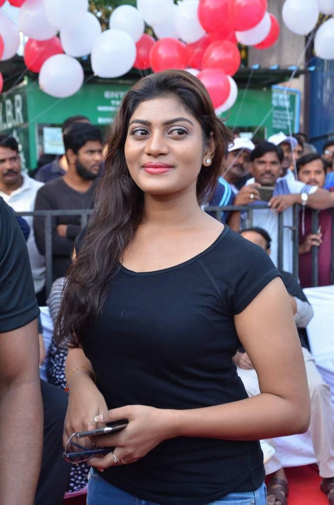 Soumya At Anti Drug Walk Campaign Event Gallery