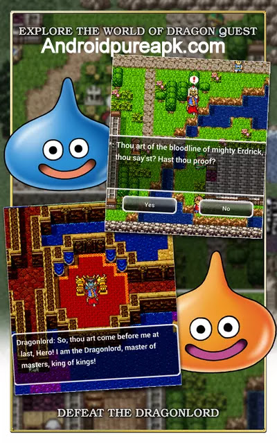 DRAGON QUEST Apk