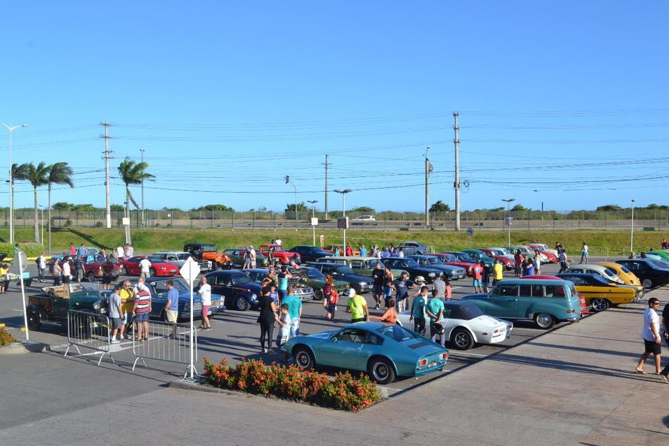 Evento do final de Semana: Encontro de Carros Antigos !