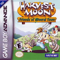 Harvest Moon Friends of Mineral Town:PT/BR