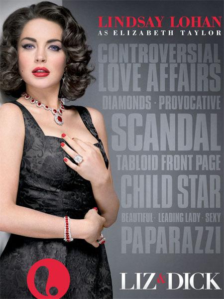 Liz y Dick DVDRip Español Latino