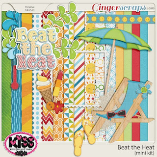 Beat the Heat by Kelsey Inspired Designs