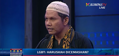 UPI Tolak Mahasiswa LGBT, Hartoyo 'Gay' Tuding UPI jadi Kampus Sarang Bibit Teroris