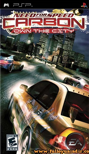 Need for Speed Carbon Own the City PSP