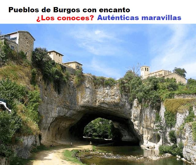 Pueblos de Burgos recomendados para visitar por expertos