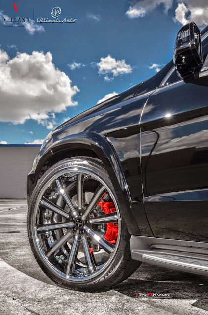 mercedes gl rims