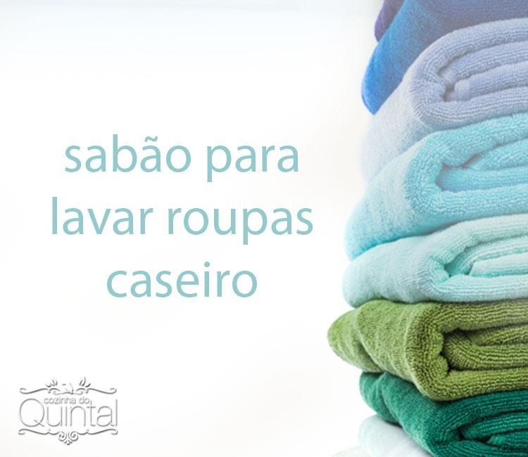 Receita de sabão para lavar roupas caseiro, super econômico!