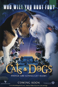 Cats & Dogs Poster