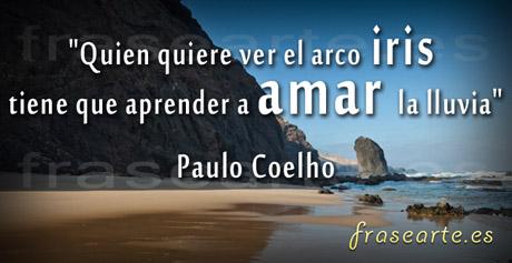 Frases para amar Paulo Coelho