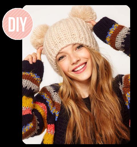 dove comprare volume grande modelli di grande varietà Le cose di Marta: DIY: Il cappello con le orecchie