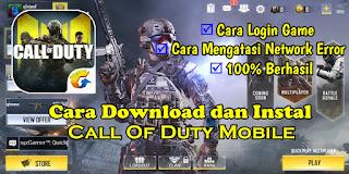 Cara Download dan Instal Game Call Of Duty (COD) Mobile Di Android