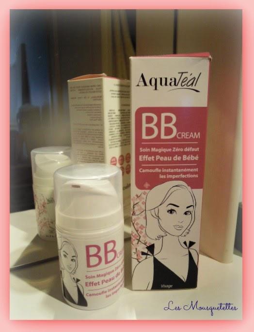 BB crème Aquatéal - Les Mousquetettes©