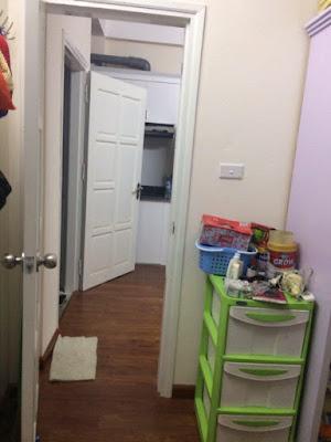 Căn hộ được trang bị đầy đủ nội thất