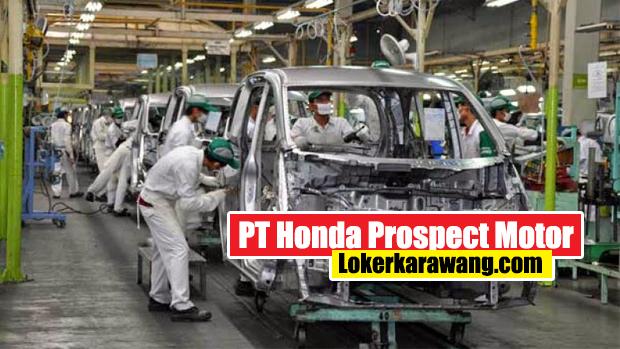 PT Honda Prospect Motor Karawang